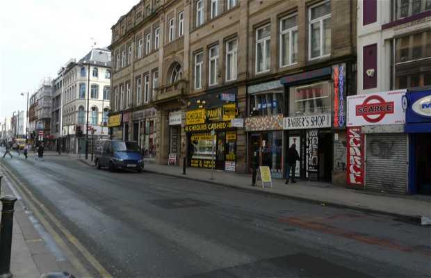 Oldham Street Bohemian Neighbourhood