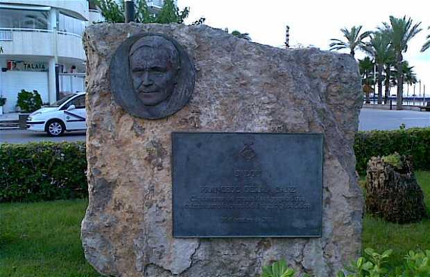Monumento a Francesc Germà Sanz