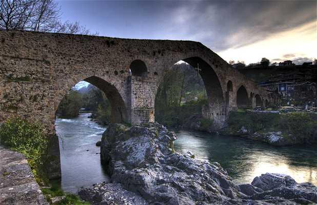 Ponte Romana de Cangas de Onís