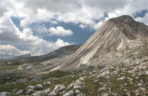 Parque Natural Dolomitas de Ampezzo