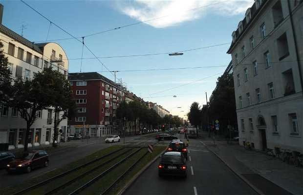 Quartier Schwabing