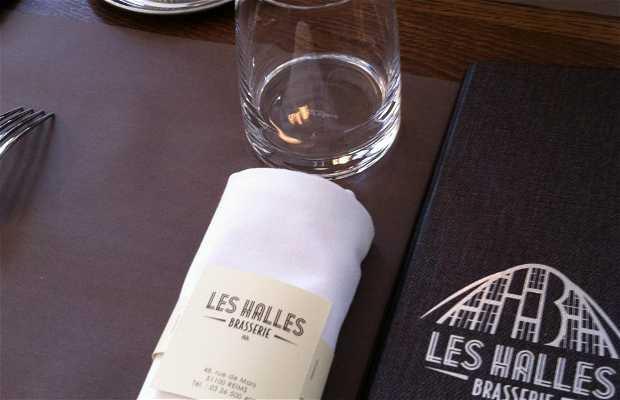 Brasserie Les Halles 1924