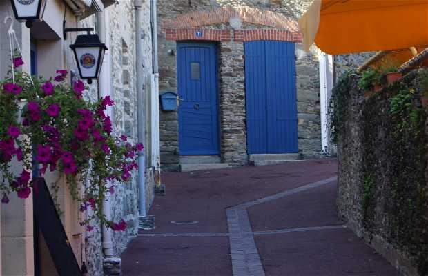 Escaleras de Fouquet y Galipaud