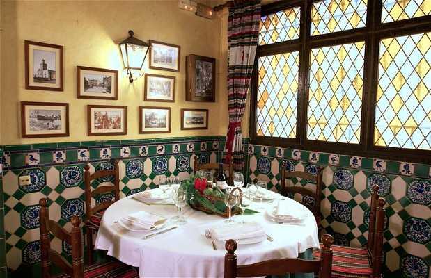 Restaurante Mesón El Granaíno