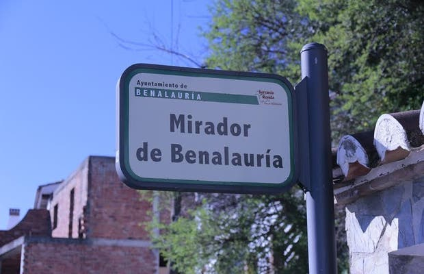 Mirador de Benalauria