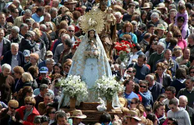 Fiestas de Mayo