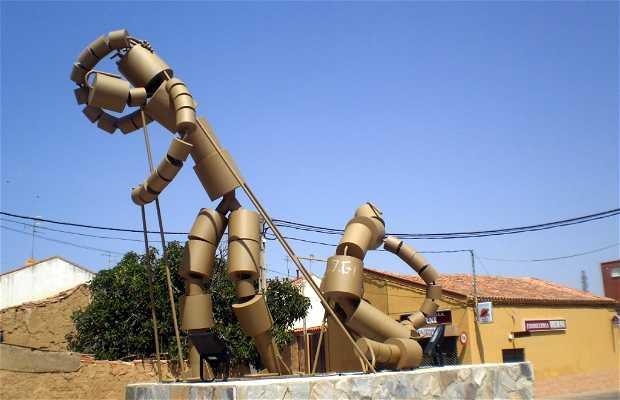Monument aux constructeurs de bodegas
