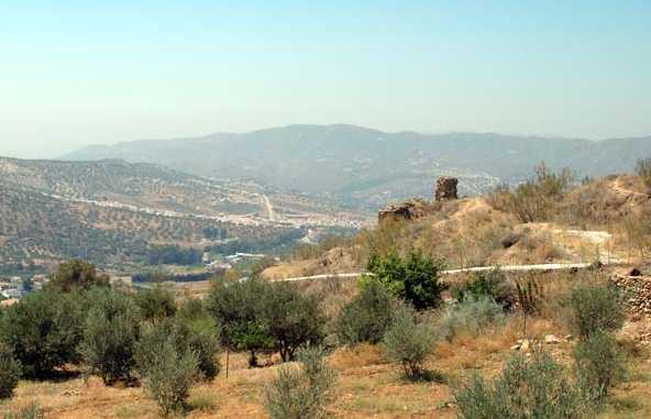 forteresse de Zalia