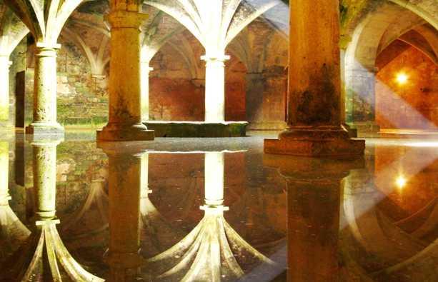 Cisterna portuguesa de Al Jadida