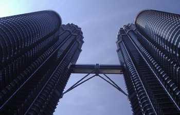 Centro città di Kuala Lumpur (KLCC)