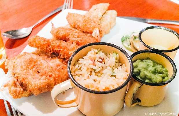 Tindlovu Restaurant - Mopani