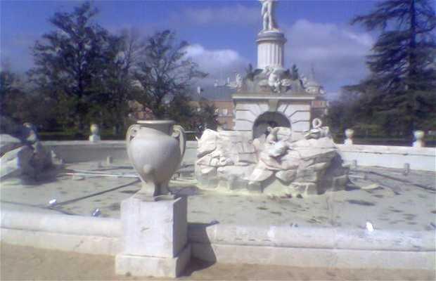 Fuentes de Aranjuez