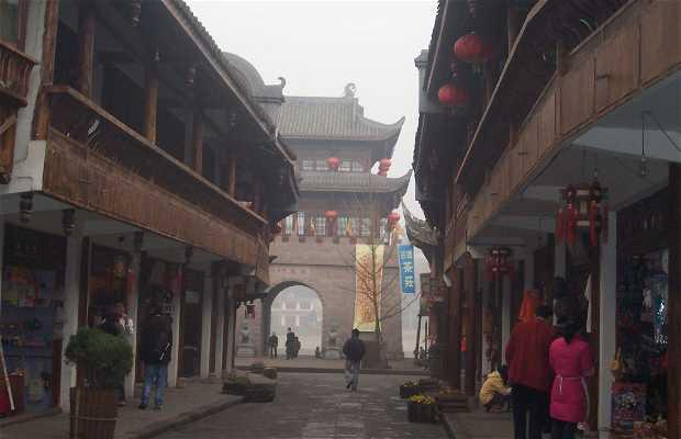 Huanglongxi
