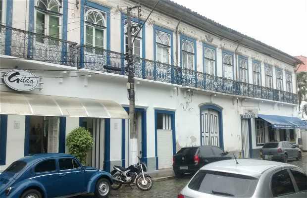 Solar Luciano José de Almeida (Hotel Brasil)