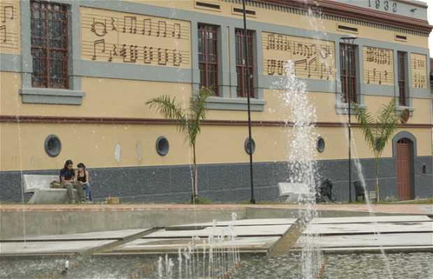 Conservatorio de Musica del Tolima