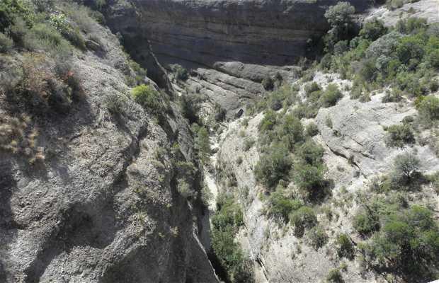 Ravin de Las Gargantas