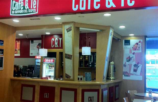 Cafétéria Café & Thé