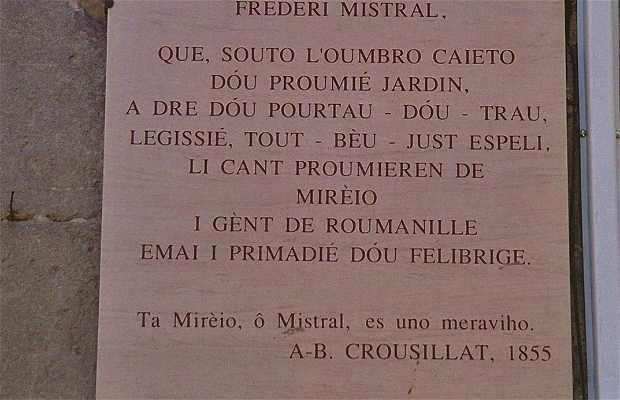 Frederic Mistral y el occitano