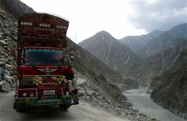 Karakorum Highway - KKH