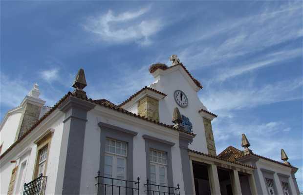 Centro Histórico de Olhão