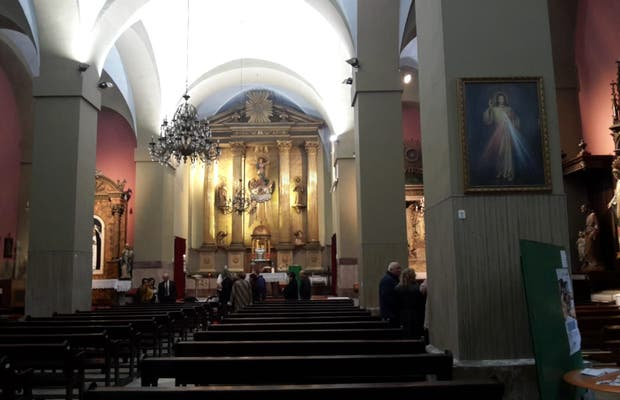 Iglesia Parroquial de Nuestra Señora de la Asunción y San Roque