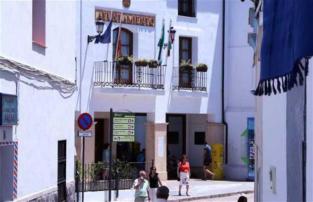 Ayuntamiento de Alozaina