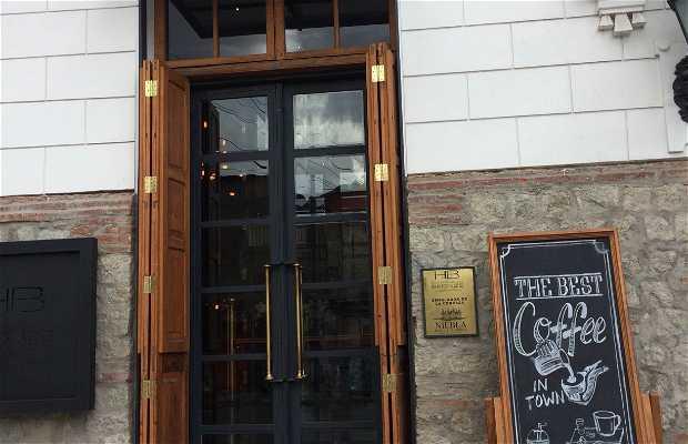 Hb Bronze Coffeebar
