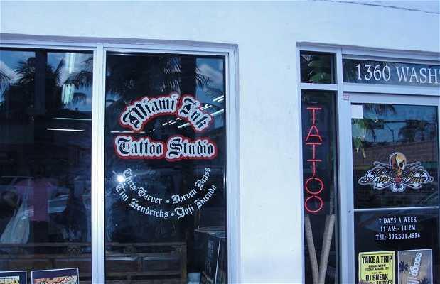 Miami Ink - Love Hate Tattoo Studio