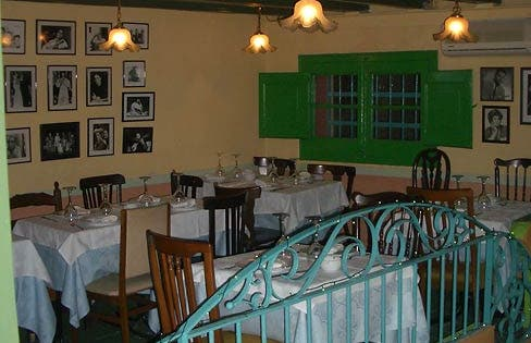 Restaurante Habana Vieja