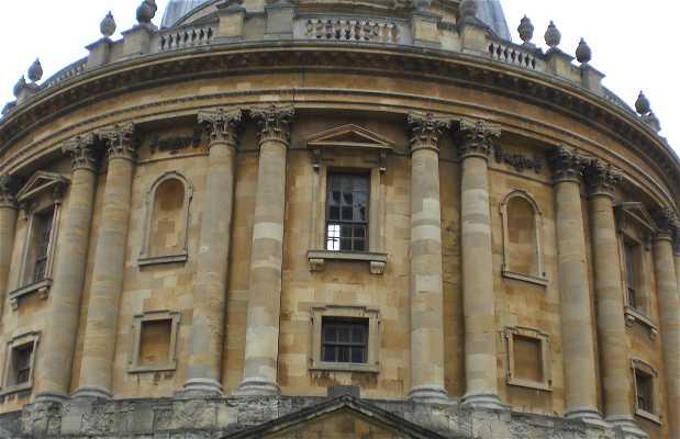 Edifício Radcliffe Camera