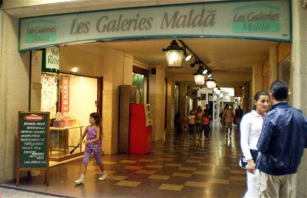 Centro commerciale Galerías Maldá a Barcellona