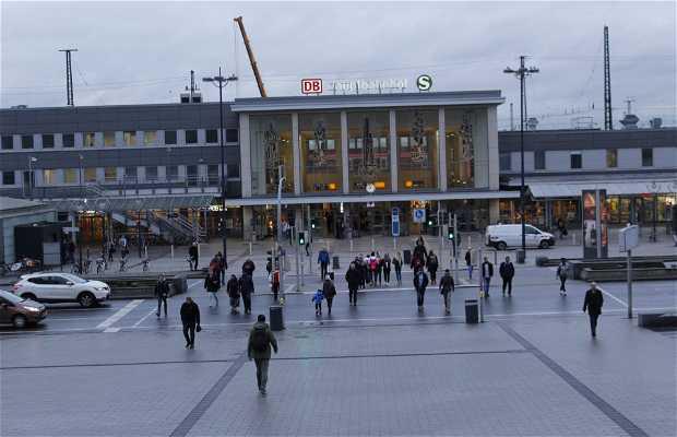 Estación Central de Dortmund