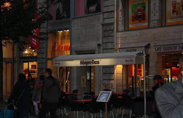 Haagen Dazs (Rue de la République)