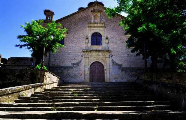 Iglesia de Rocamador