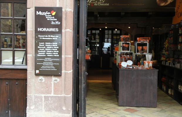 Museo del chocolate Yves Thuries