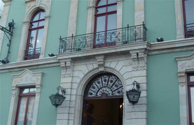 Círculo de las Artes de Lugo
