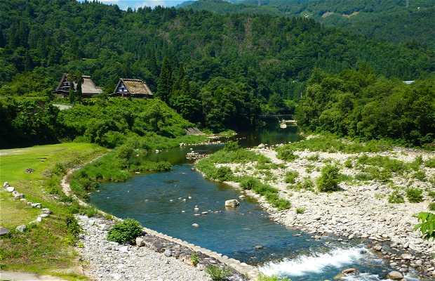 Shokawa River