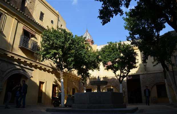 Antigua mezquita de Ibn Adabbas