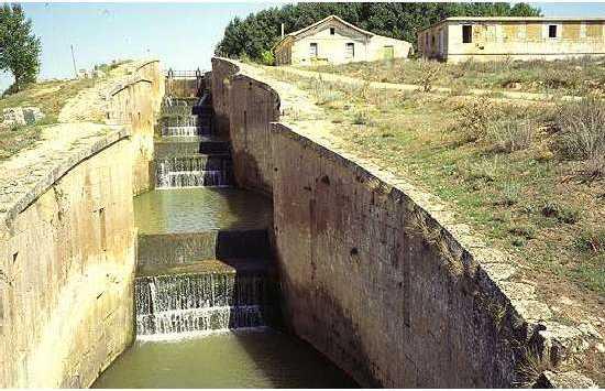 Le Canal de Castille
