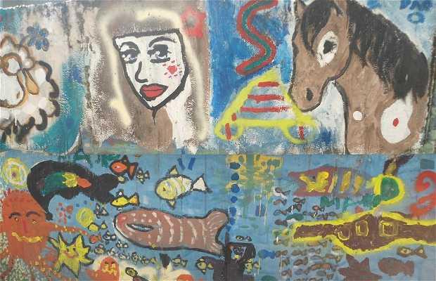 Streetart à Bratislava