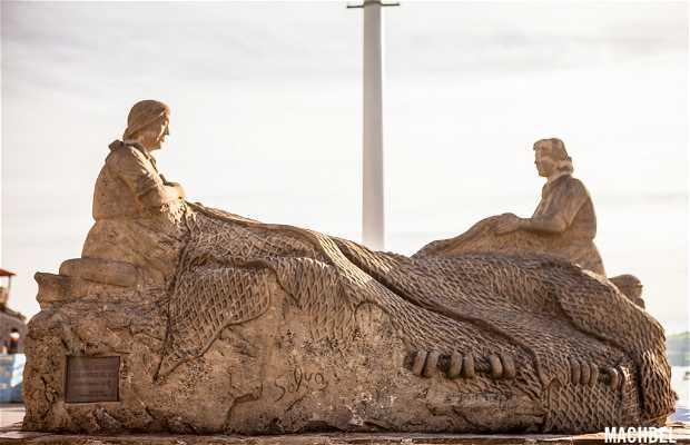 Monumento a las rederas