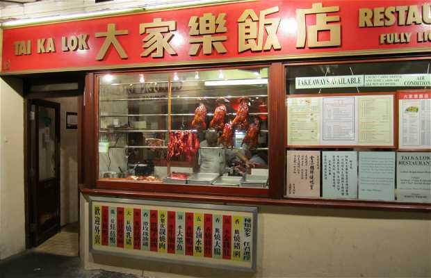 Pato laqueado de Pekin