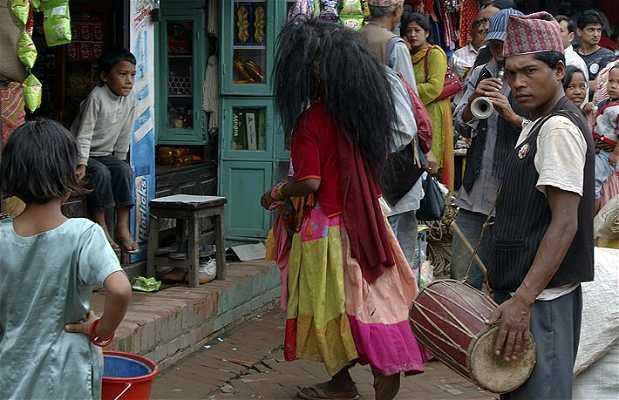 Baile de Hanuman