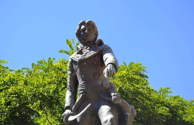 Plaza Antoine Godofey Peretti