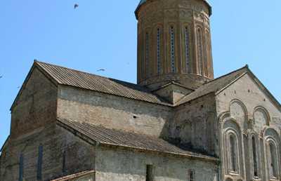 Cathédrale d'Alaverdi