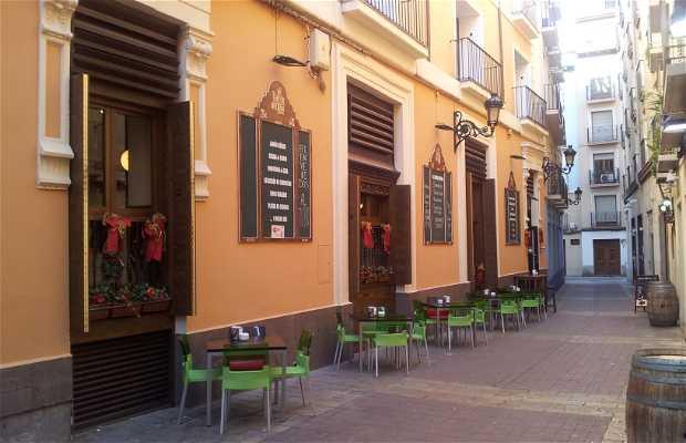Restaurante El Balcón del Tubo