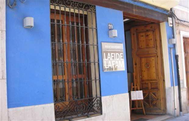 Restaurante La Fi De La Fam