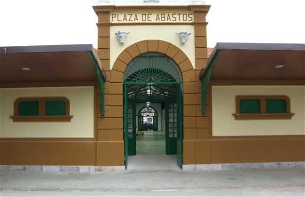 Plaza de Abastos en Santoña