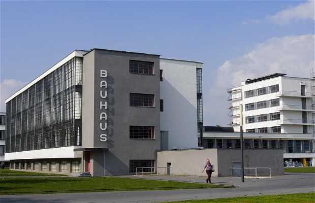 La Bauhaus y sus sitios en Weimar y Dessau