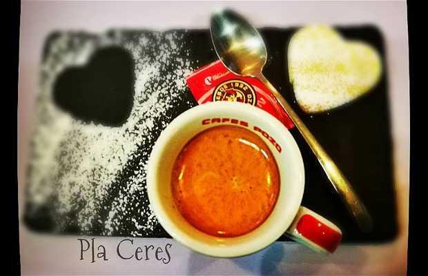 Pla Ceres Cafetería